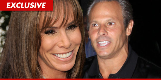 Melissa Rivers and Steve Hirsch are dating