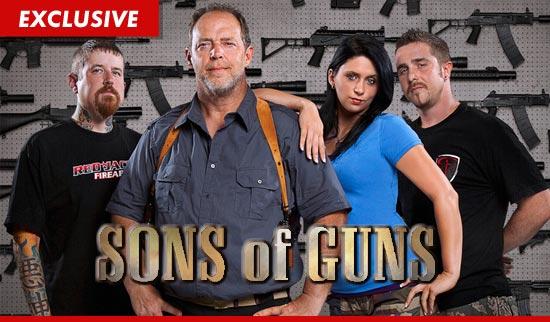 Son of Guns William Hayden