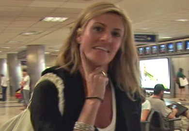 Erin Andrews Unauthorized Hotel Photos