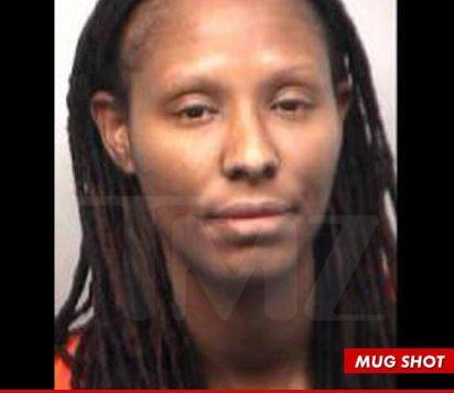 Chamique Holdsclaw Mug Shot