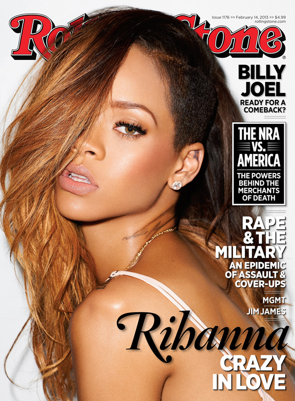 Rihanna Rolling Stone Cover