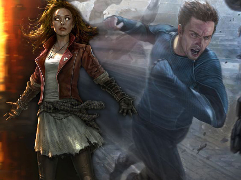 Marvel Unveils Sneak Peek Of Avengers Sequel Ant Man Amp More