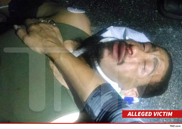 Columbus Short Fight Victim