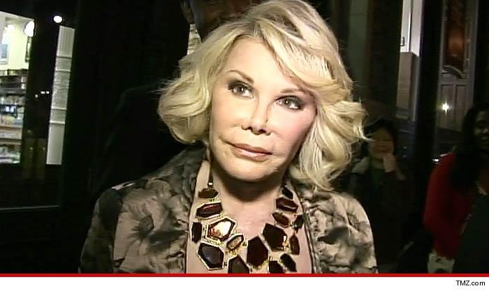 Joan Rivers Dead
