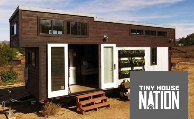 Tiny House Nation Contractor Sues Clients Tmz
