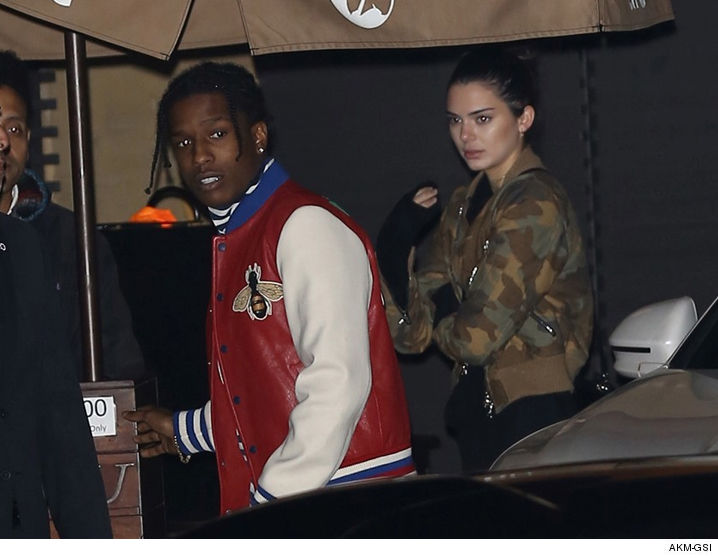 Is Rihanna Dating met ASAP Rocky