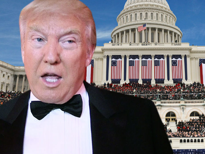 Image result for donald trump inauguration