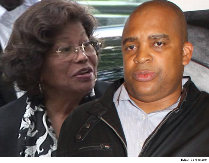 Image result for KATHERINE JACKSON AND TRENT LAMAR JACKSON