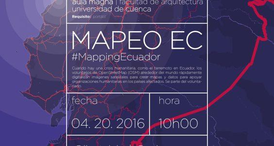 Mapeo Colaborativo por Ecuador