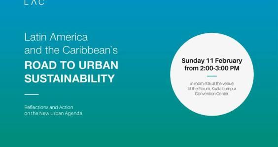"""LlactaLAB presente en el libro """"El camino de Latinoamérica y el Caribe hacia la sustentabilidad urbana. Reflexión y acción en torno a la Nueva Agenda Urbana de ONU Hábitat III"""""""