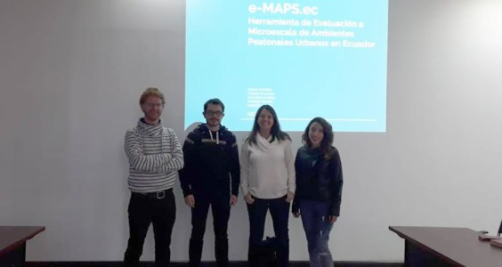 Intercambios DIEP: Presentación de herramienta dentro del proyecto REDU EDPA