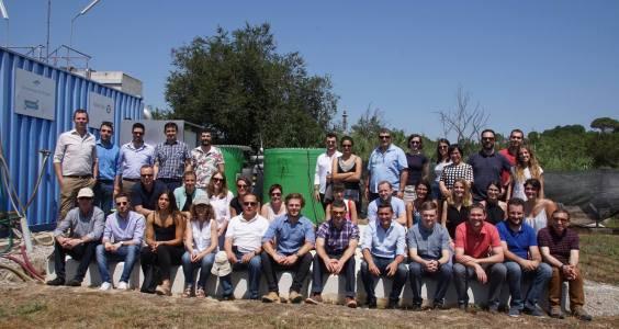 Reunión general del proyecto INNOQUA. Girona, España
