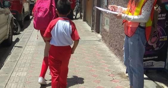 Cepra – Rutas escolares seguras