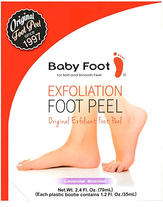 Shop Now - Original Baby Foot Skin Peel