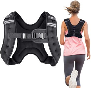 Weight Vest home gym fitness