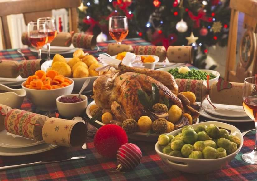 holiday dinner image