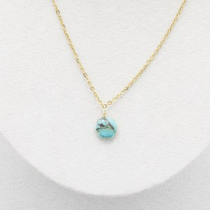 Collier Turquoise - 1