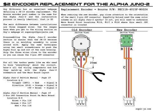 small resolution of new encoder
