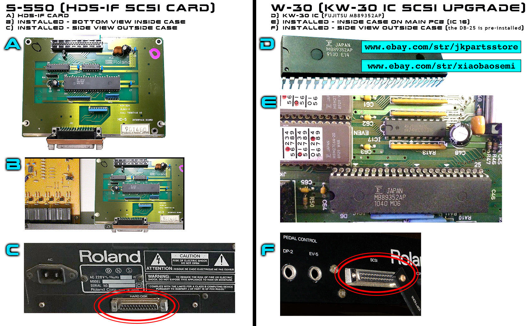 hight resolution of  usb motherboard diagram usb roland s 50 s 550 s 330 w 30 diy on usb