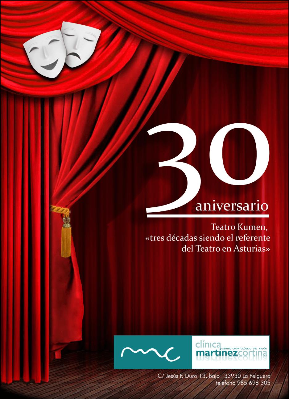 Teatro Kumen  Llana Publicidad