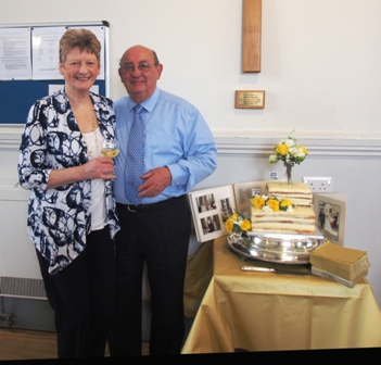 Golden Wedding celebration