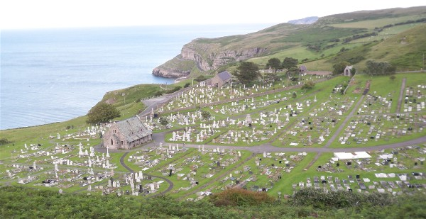 Great Orme Cemetery and St. Tudno's Churchyard