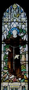 St Francis window