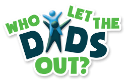 Link to Who Let the Dads Out website