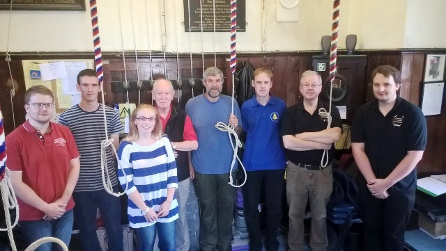Ringers of Queen's Birthday Peal