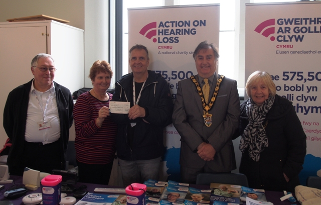 Presentation to Action on Hearing Loss