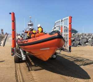 Busy week for Burry Port RNLI