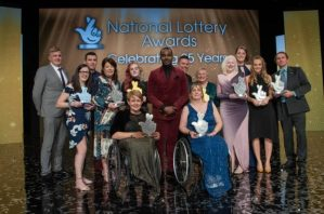 Carmarthenshire hometown heroes and lockdown legends sought for 2020 National Lottery Awards