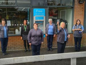 Kidwelly Co-op beats off stiff competition to become runner up Store of the Year