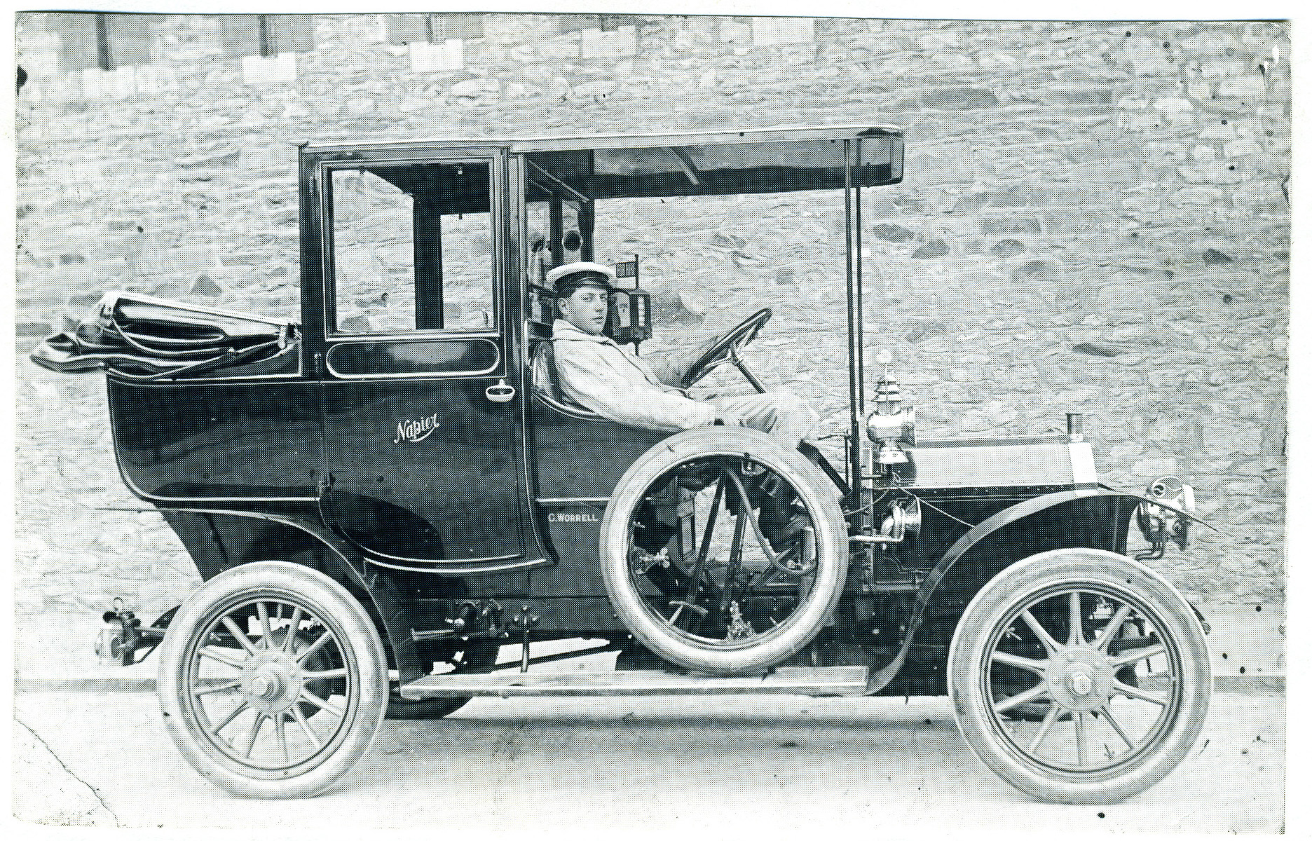 Worrels Transport Pioneers Part One