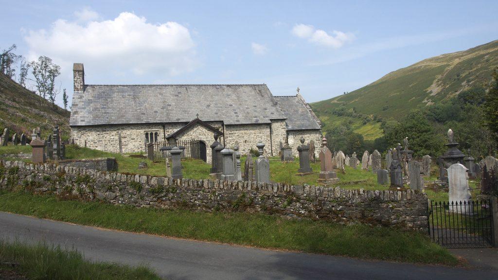 St David's Church – Visit Llanwrtyd Wells