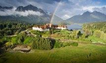 Luxury 5 Stars Hotel In Patagonia Bariloche Argentina