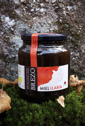 anguiano miel brezo bio llaria verano ecologica