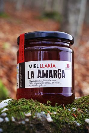 miel llaria amarga brezo primavera cruda eco