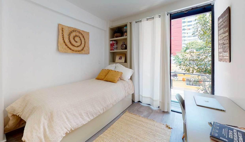 Departamento CDMX Boston-109-Bedroom