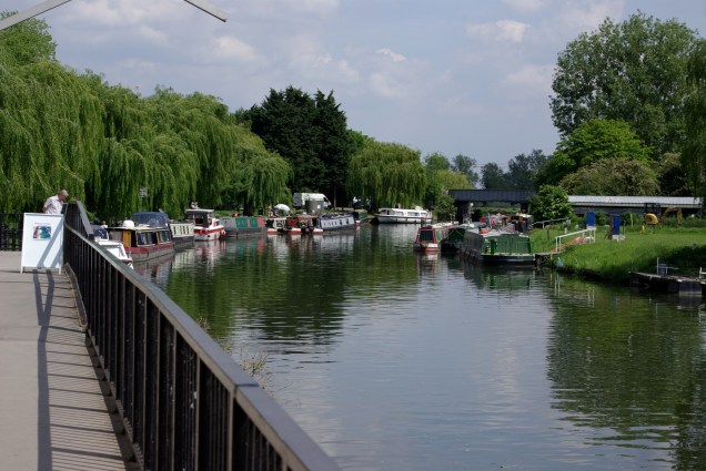 River in Ely