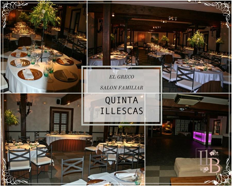 La Quinta de Illescas 10- Salón El Greco