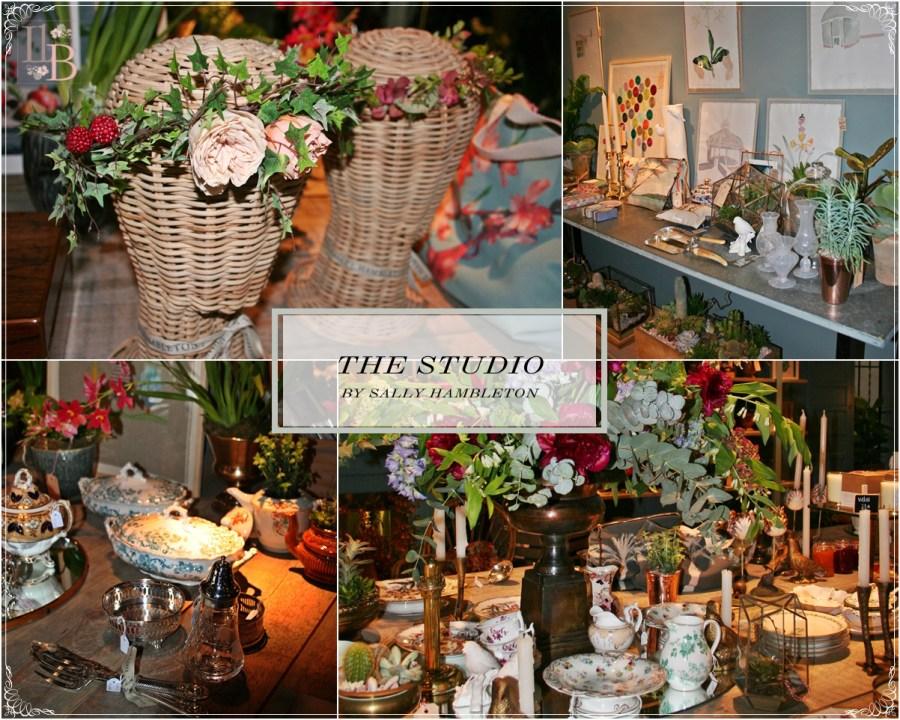 """Nuevo espacio de Sally Hambleton: """"The Studio"""""""
