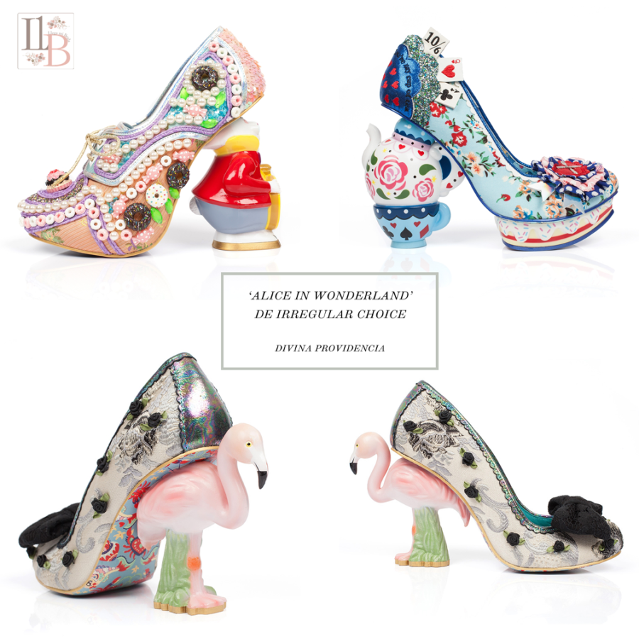 Divina Providencia . Irregular Choice.