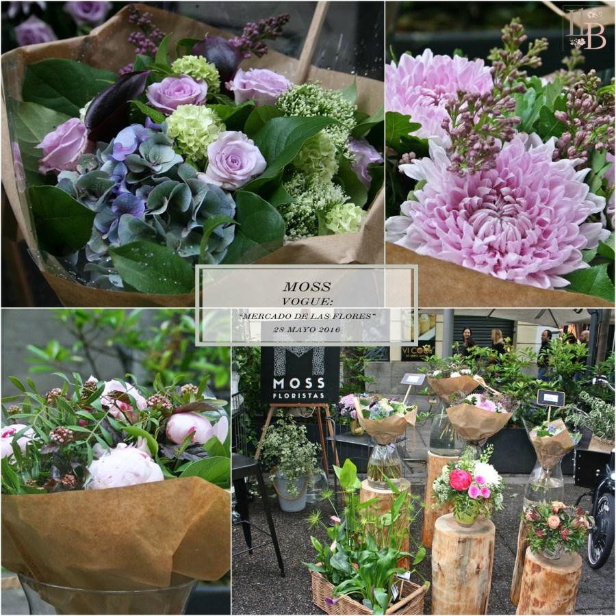 Mercado de las Flores de Vogue: Moss