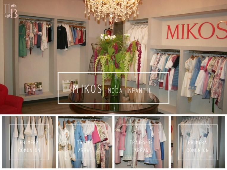 Mikos Moda Infantil. Post en Llega mi Boda