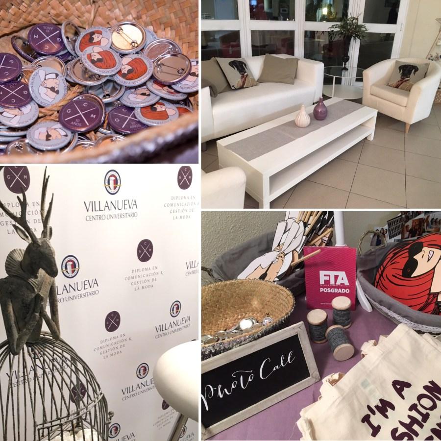 Photocall del X Aniversario del Master Comunicación y Gestión de Moda de Villanueva CU