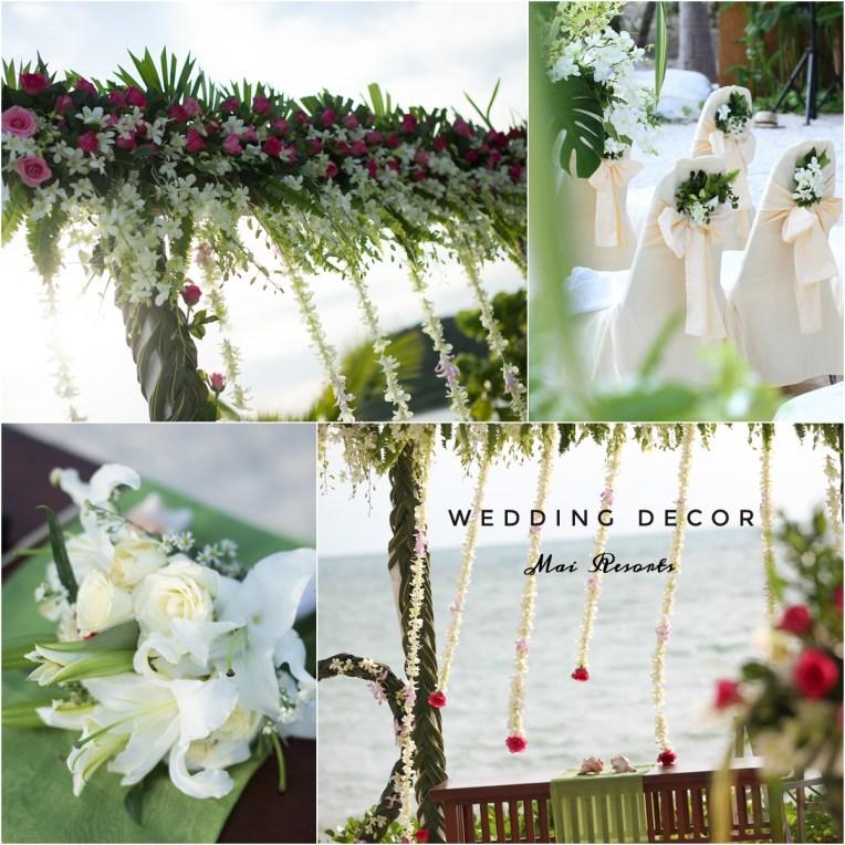 Mai Wedding. Tailandia romántica: Viaje Wedding Planner. Post en Llega mi Boda. Viaje luna miel a Tailandia, Destination Wedding a Tailandia. Boda en Tailandia.