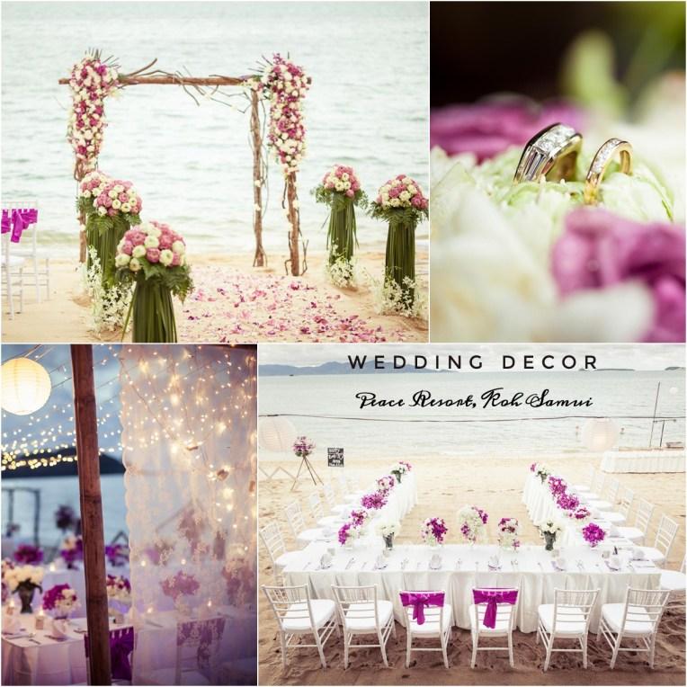 Peace resorts. Tailandia romántica: Viaje Wedding Planner. Post en Llega mi Boda. Viaje luna miel a Tailandia, Destination Wedding a Tailandia. Boda en Tailandia.