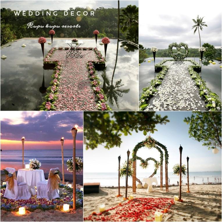 Kupu Kupu resorts. Tailandia romántica: Viaje Wedding Planner. Post en Llega mi Boda. Viaje luna miel a Tailandia, Destination Wedding a Tailandia. Boda en Tailandia.