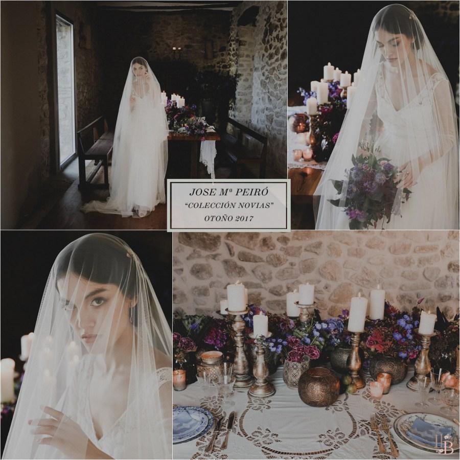 Verecundiam: Colección novias Jose Mª Peiró Otoño 2017